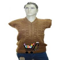 پیراهن پشم شتر آستین کوتاه  